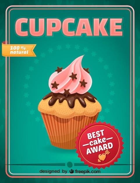 Best cake vector Free Vector