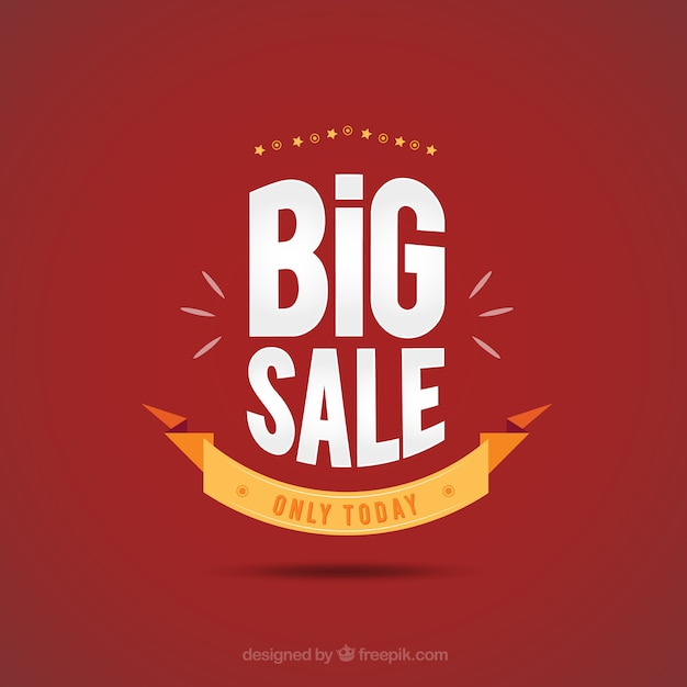 Big sale poster vector free download for Poster prints for sale