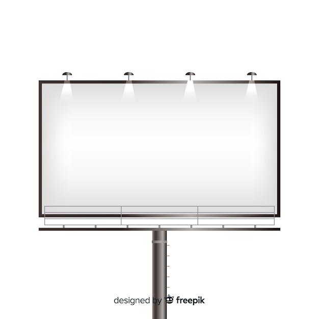 Billboard Free Vector