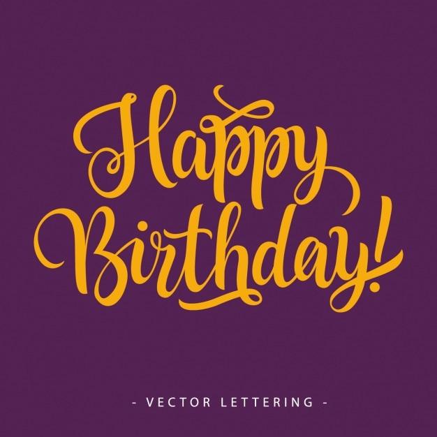 Happy Birthday Logo Cake
