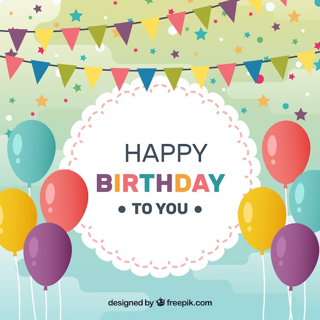 Birthday background design vector free download Blueprint designer free