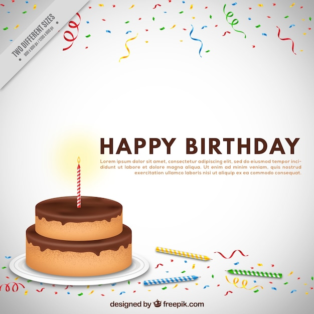 Super Birthday Cake Background With Confetti Stock Images Page Funny Birthday Cards Online Elaedamsfinfo