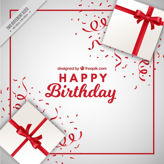 Birthday gift background vector free download birthday gift background free vector negle Images