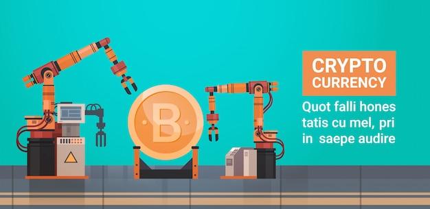 bitcoin miner production