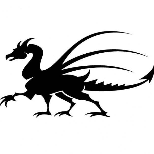 blac dragon drawing vector artwork vector free download rh freepik com free vector artwork for screen printing free vector artwork for screen printing