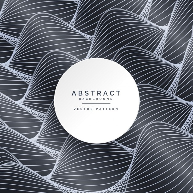 Black abstract background with waves Vector | Free Download - photo #47