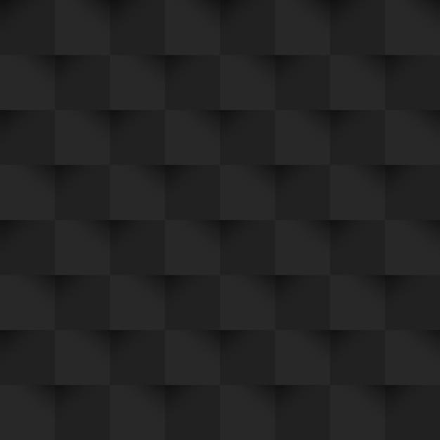 Black abstract background Premium Vector