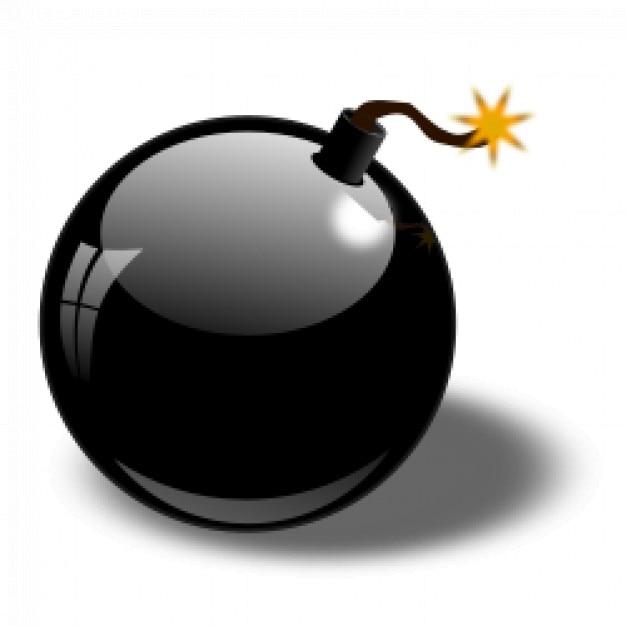 black bomb vector free download rh freepik com bomb vector icon bomb vector png