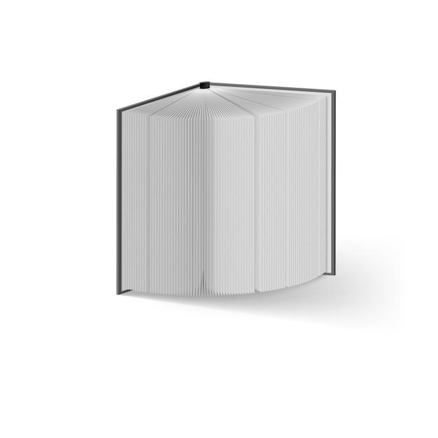 Черная книга Premium векторы