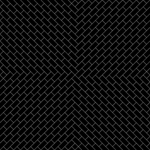 Black Bricks Pattern Background
