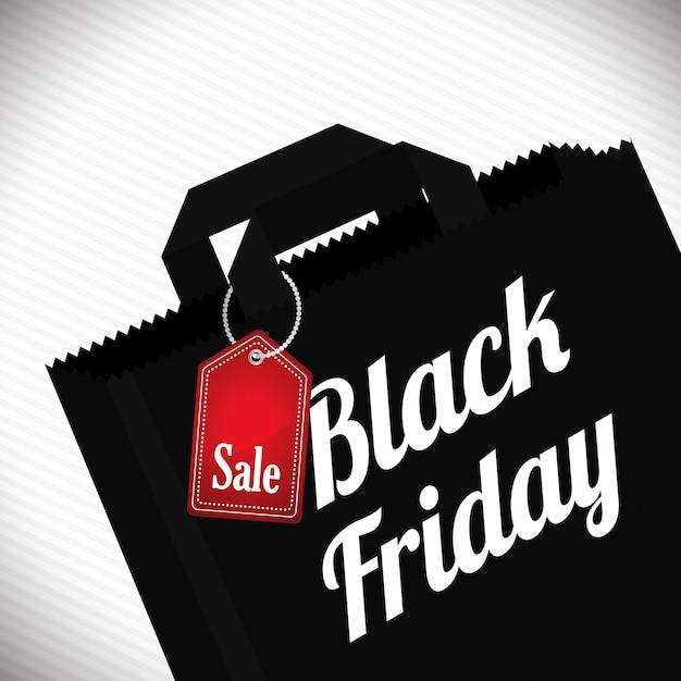 Black friday discounts Premium Vector