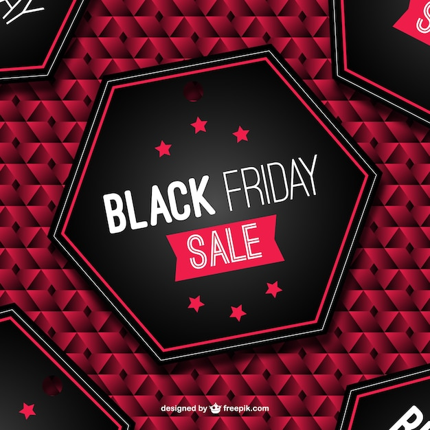 Black friday sale background Vector | Free Download