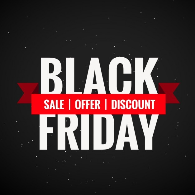 Black Friday Sales >> Black Friday Sale Discount And Offer Vector Free Download