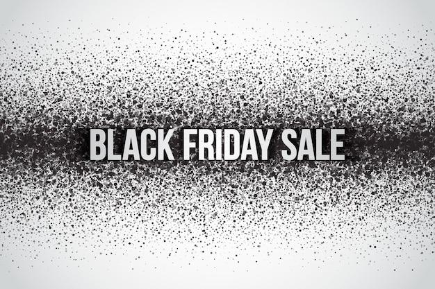 Черная пятница распродажа гранж Premium векторы