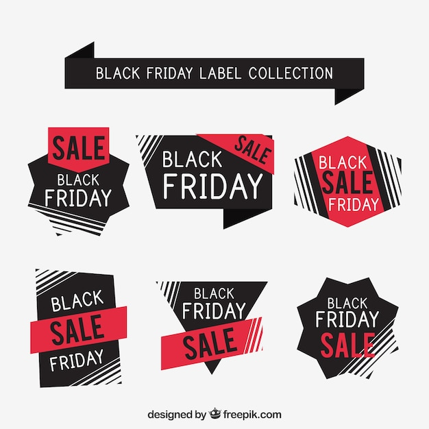 Black friday sales collection