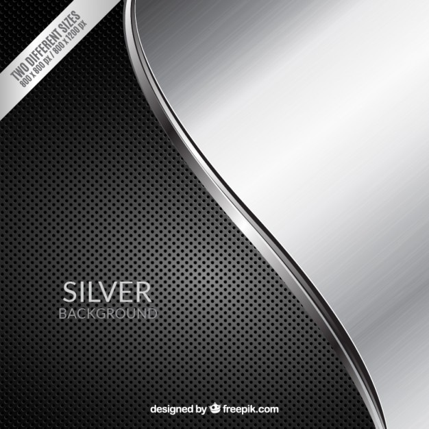 Black and grey background with wave Premium Vector