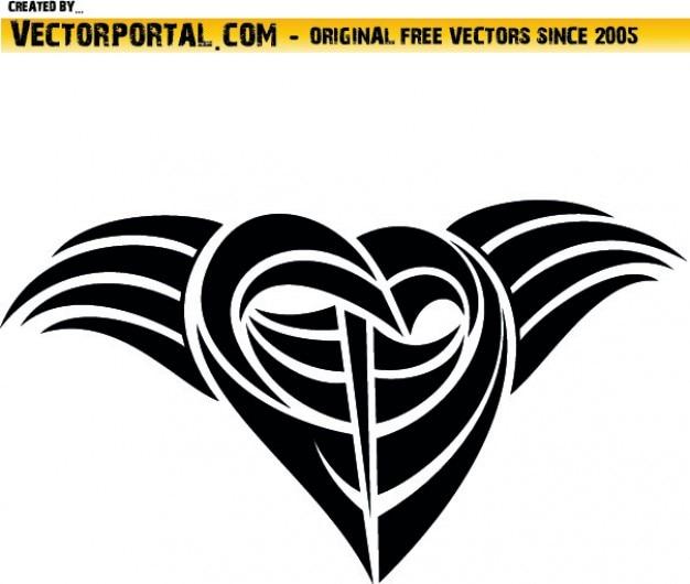 black tribal tattoo design vector free download. Black Bedroom Furniture Sets. Home Design Ideas