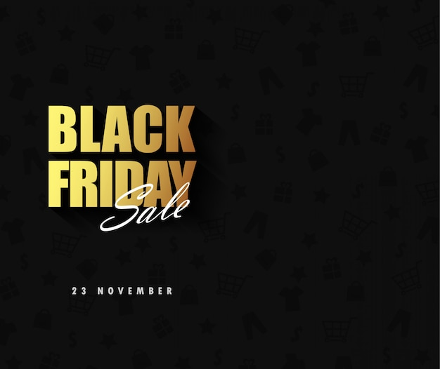 Blackfriday17 Premiumベクター