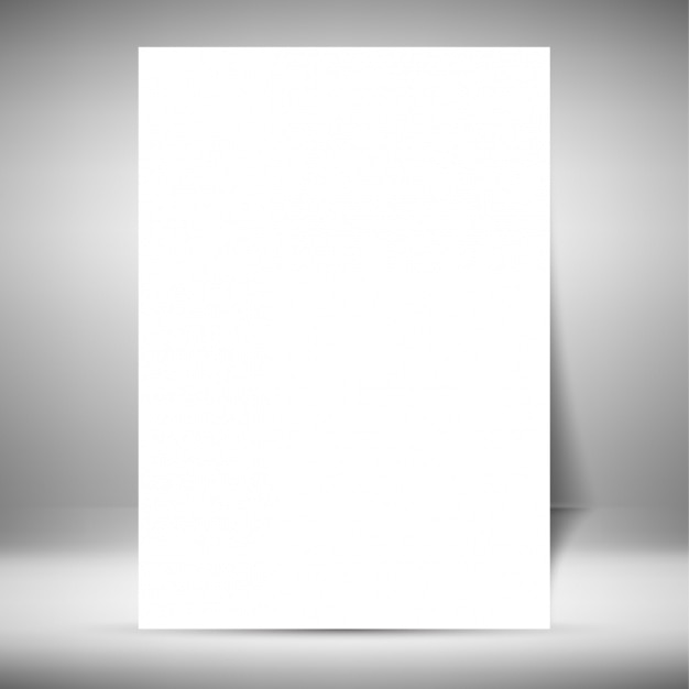 Blank Brochure Template Vector Free Download - Brochure blank template