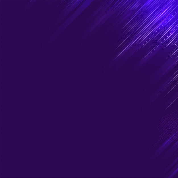 Blank purple patterned background vector Free Vector