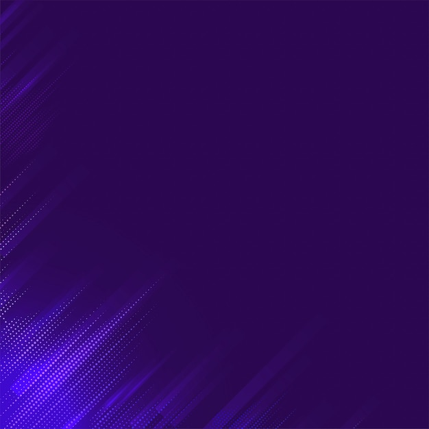 Free Vector Blank Purple Patterned Background Vector