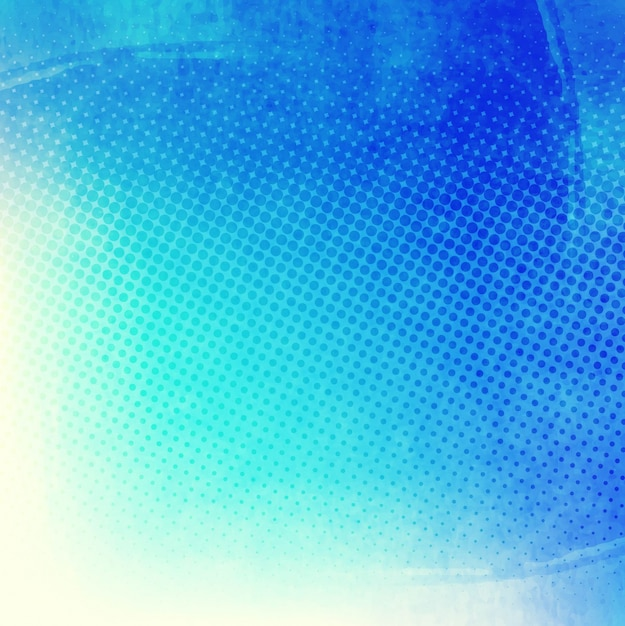 Blue abstract background, texture of watercolors