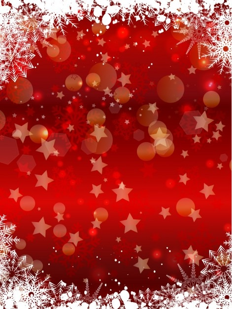 Blue christmas background with white baubles vector free for White christmas baubles