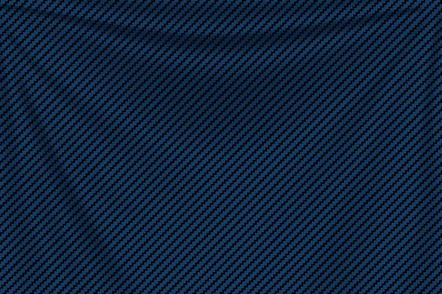 Blue denim background Premium Vector