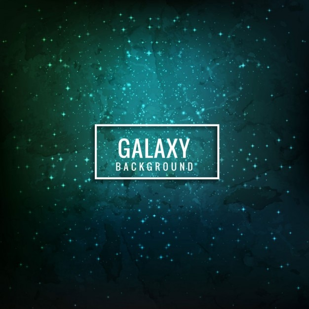 blue galaxy background vector free download