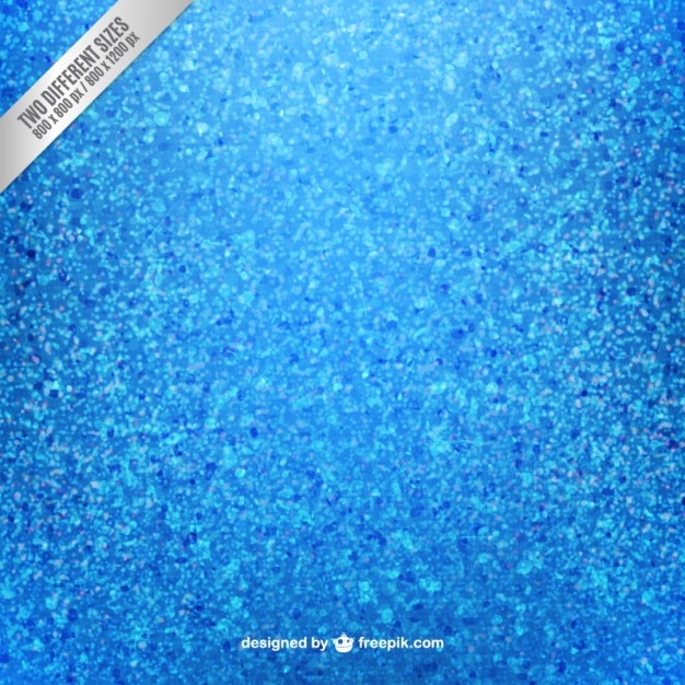 blue glitter background vector free download