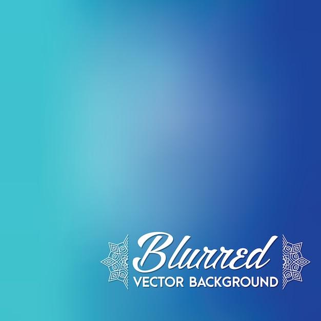 Blue gradient background design