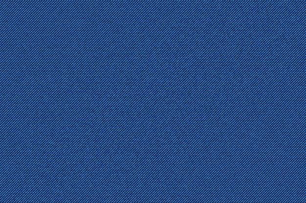 Blue jeans denim texture background Premium Vector