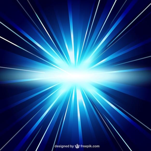 Blue Light Background Vector Free Download
