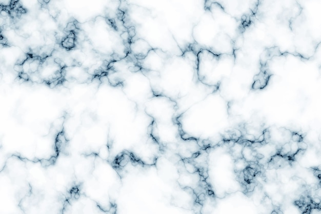 Blue marble granite texture, luxury stone background Premium Vector