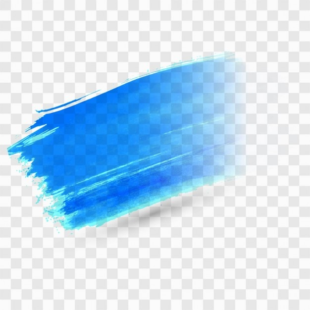 Blue Paint blue paint stain vector | free download