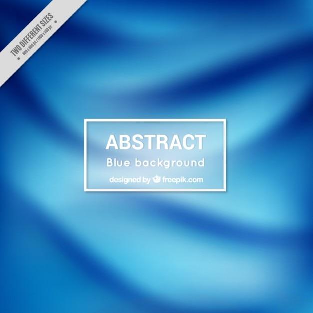 Blue silk texture Free Vector