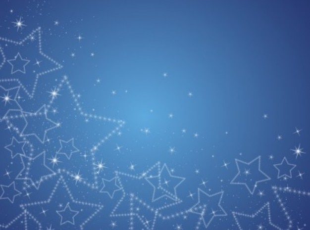blue star background vector - photo #36