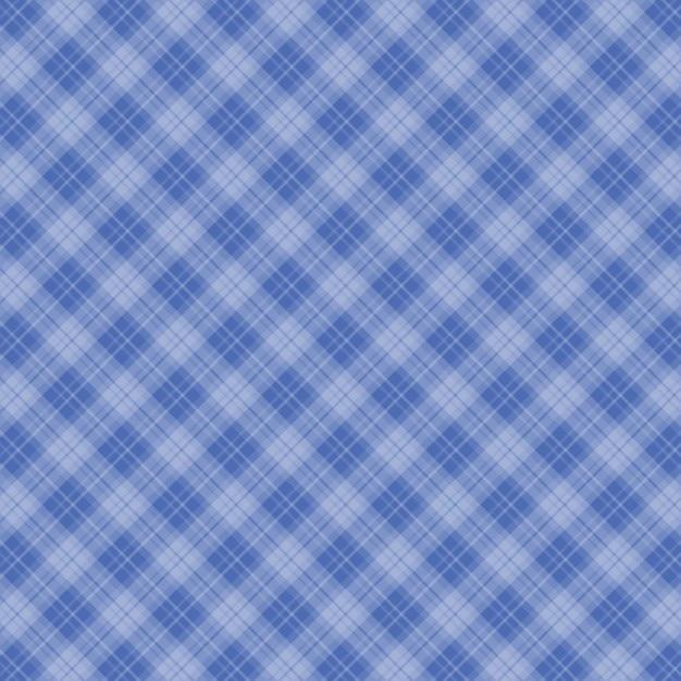 青色の正方形の布の背景 無料ベクター