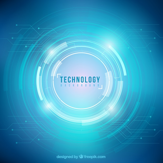 Technology Vectors, Photos and PSD files | Free Download