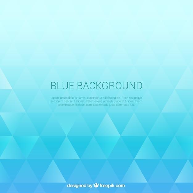 Download 88+ Background Blue Triangle Gratis Terbaik