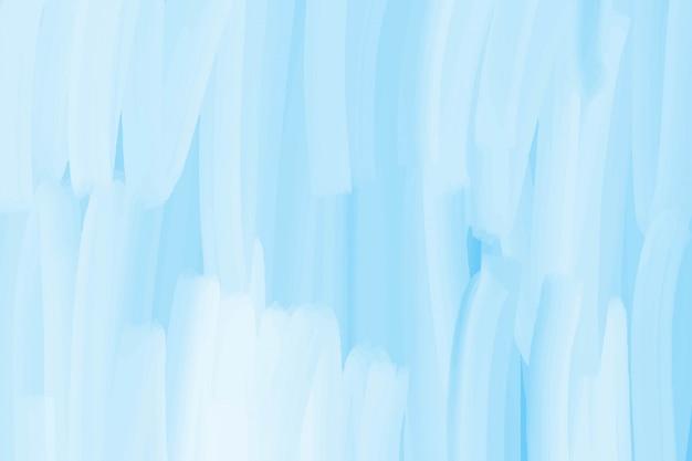 Blue watercolor background Premium Vector