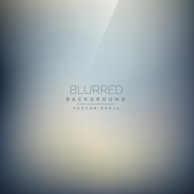 Blurred grey abstract background Free Vector