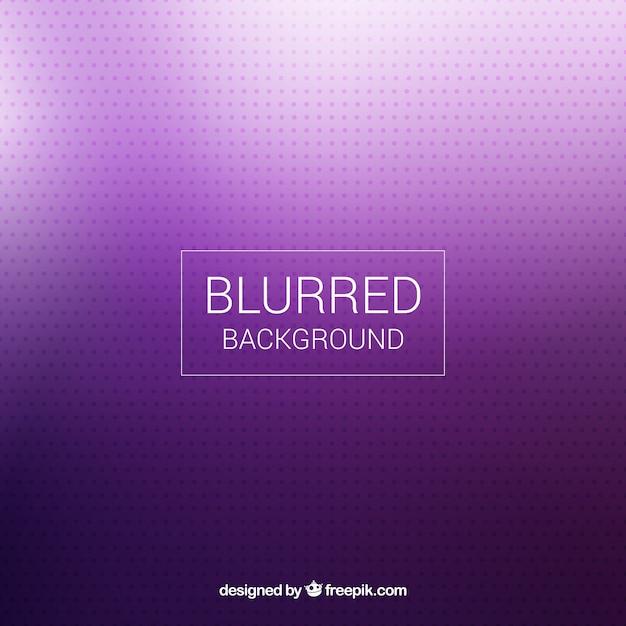 Blurred purple background