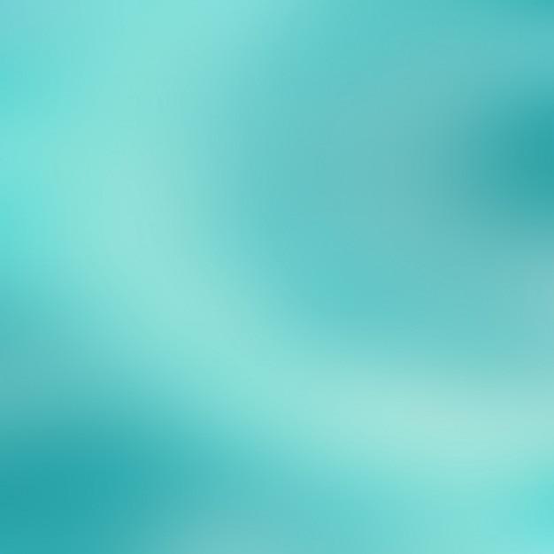 Disegno sfondo turchese offuscata Vettore gratuito