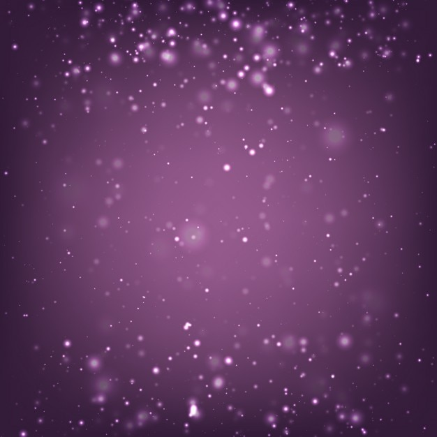 Bokeh Abstract Background In Color Purple Vector Free
