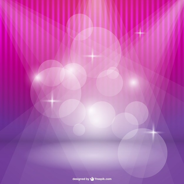 bokeh background in pink and purple tones vector free