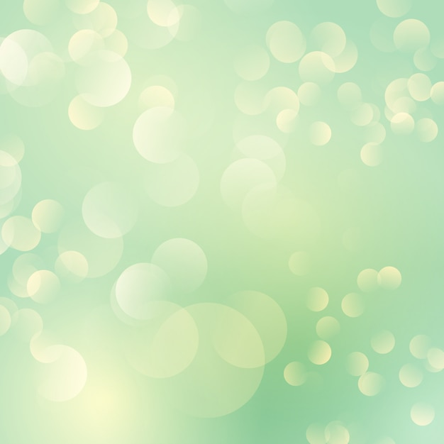 Bokeh lights background Free Vector