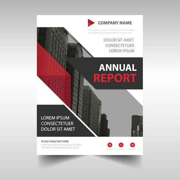 Annual Report Templates & Examples