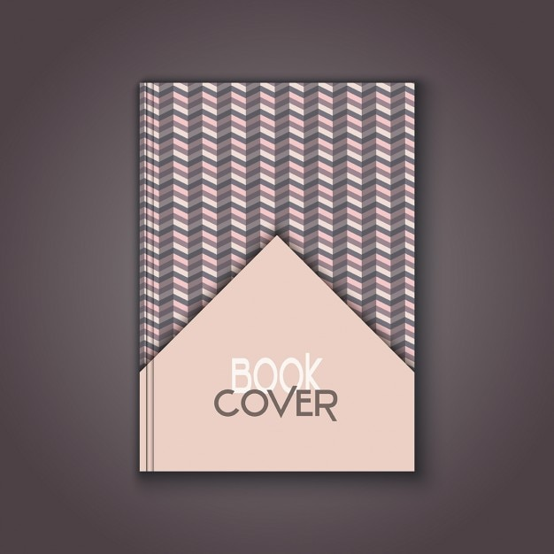 Book Cover Design Freepik : Book cover with a retro design vector free download