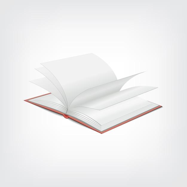 Книжная иллюстрация Premium векторы